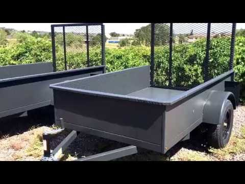 Awesome and durable hunting utility trailer for sale Colorado Trailers Inc.