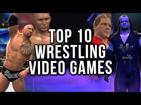 Top 10 Wrestling Video Games - COUNTDOWN