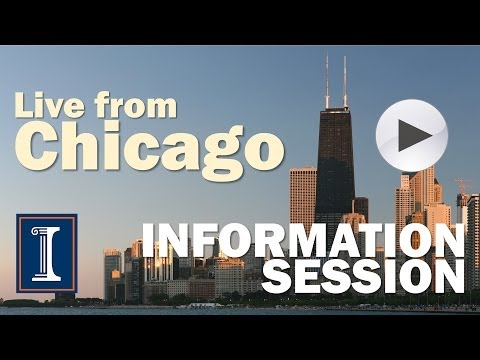Illinois PSM Info Session - Live from Chicago