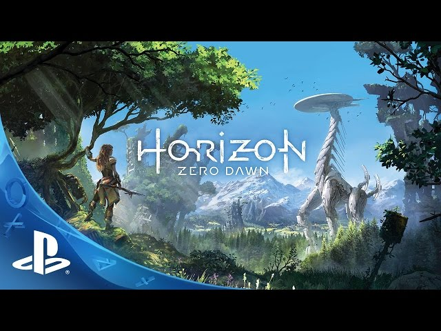 Horizon Zero Dawn (видео)