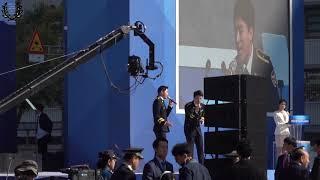 171020 72주년 경찰의날 식전행사 광화문광장 - 경기남부지방경찰청홍보단