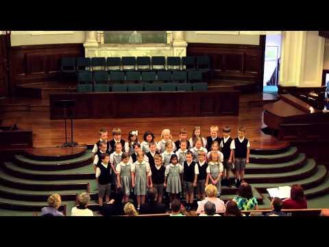 Highlands Latin School Primary School Recitations 2014
