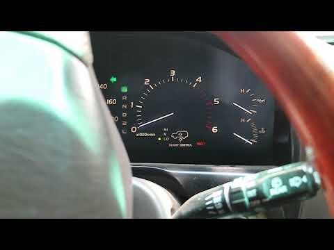 """Ремонт Toyota LC100\LX470 (система AHC """"гидроподвеска"""") 4-я серия/20-я часть."""