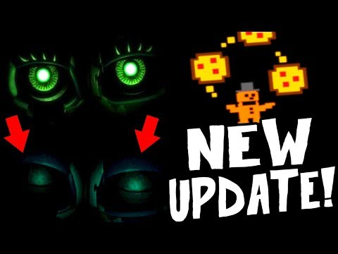 NEW FNAF GAME + BABY TEASER!    Five Nights at Freddys 6/Tycoon (FNAF Game Teaser)