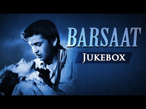 All Songs Of Barsaat Movie 1949 {HD}  Raj Kapoor & Nargis  Bollywood Evergreen Songs