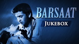 All Songs Of Barsaat Movie (1949) - Raj Kapoor & Nargis - Bollywood Evergreen Songs