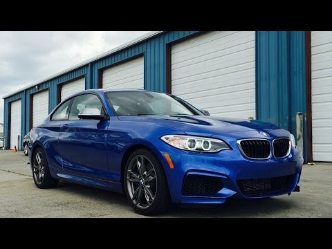 2016 Bmw M235i M2 Full Review Start Up Exhaust