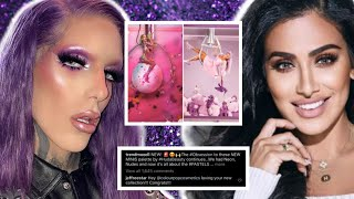 jeffree star COMES FOR huda beauty... AGAIN (are we surprised?)