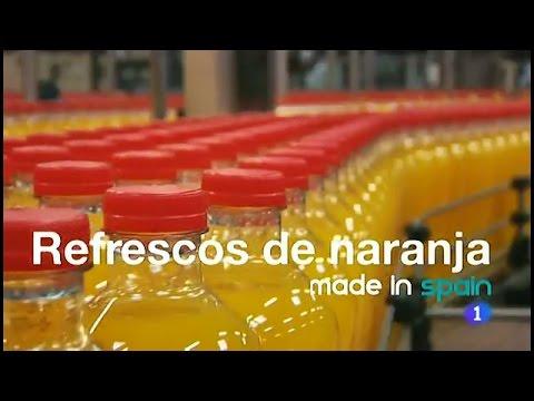 112-Fabricando Made in Spain - Refrescos de naranja