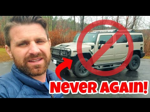 Why I Will Never Buy a Hummer H2 Ever Again – Flying Wheels