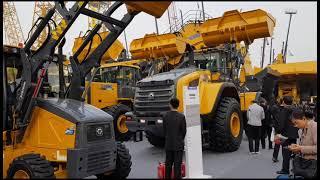 2018 상해바우마 건설기계 박람회 이모저모