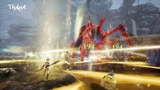 TRAHA Trailer & GamePlay Upcoming Nexon Mobile Game