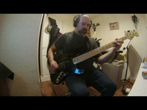 Look away (Big Country) - Bass Cover