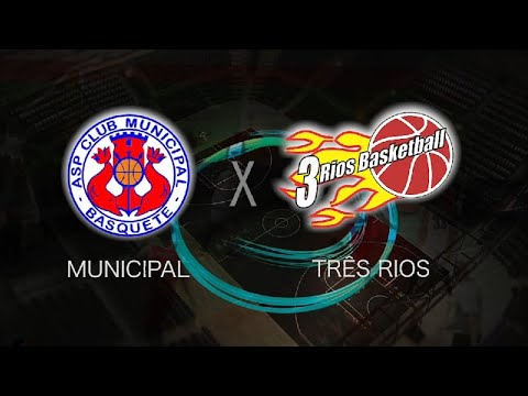 FINAL LSB 2019 - MUNICIPAL X TRÊS RIOS - JOGO 3