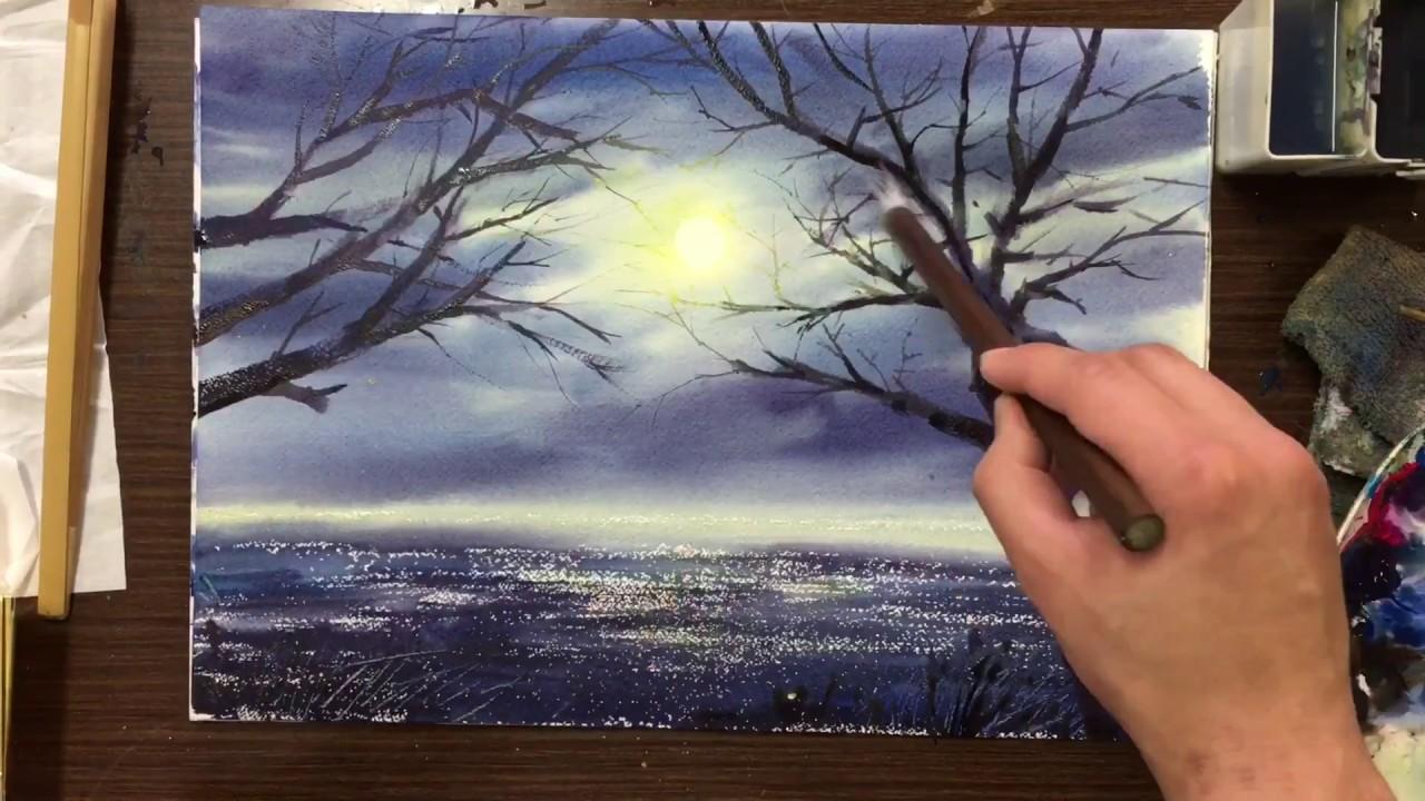 日本 画 描き 方