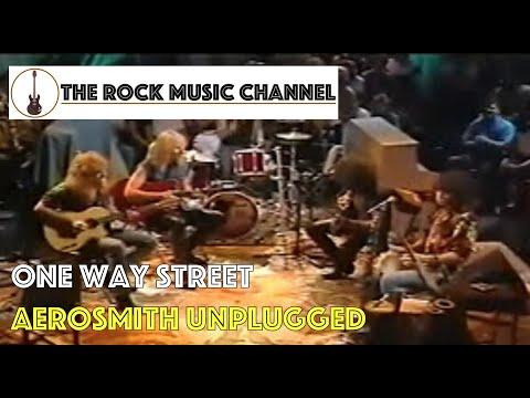 06 Aerosmith Unplugged - One Way Street