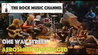 Aerosmith Unplugged - One Way Street