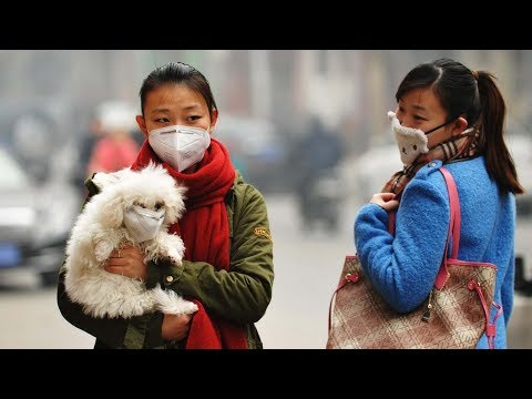 Severe air pollution alerts issued for wide area in north China