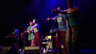 """Jim and the Povolos - """"Loved and Alive"""" Live"""