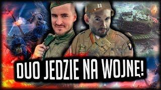 DUO JEDZIE NA WOJNĘ! Izak & Rojo w Battlefield V