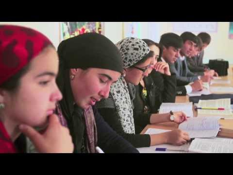 Tajikistan: Building a Democracy
