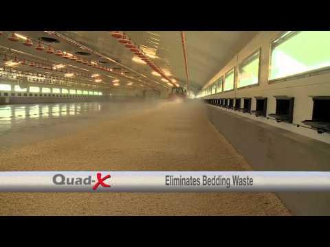 Blaney Agri / QUAD-X Poultry Bedder