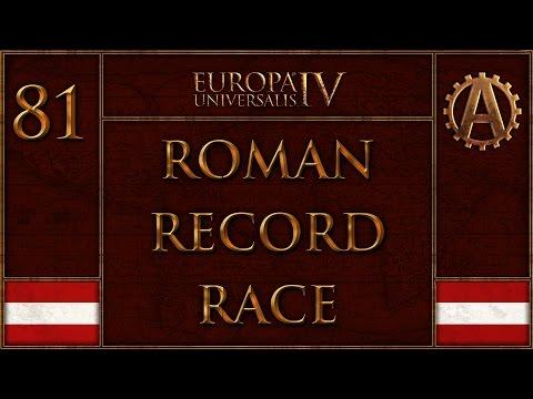 EUIV The Holy Roman Record Race 81