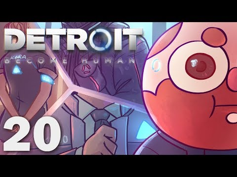 One Last Chance | Detroit: Become Human - Part 20