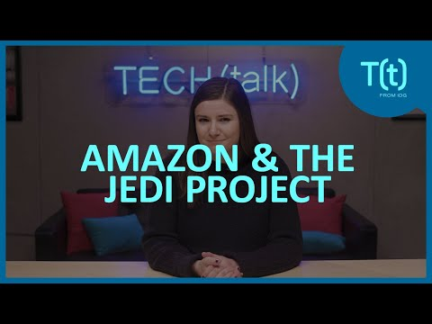 Amazon, Microsoft and the JEDI cloud computing contract