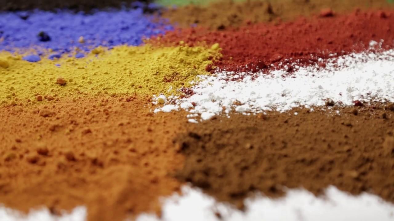 Pigmentos para cemento concreto hormig n pintura for Pigmento para cemento