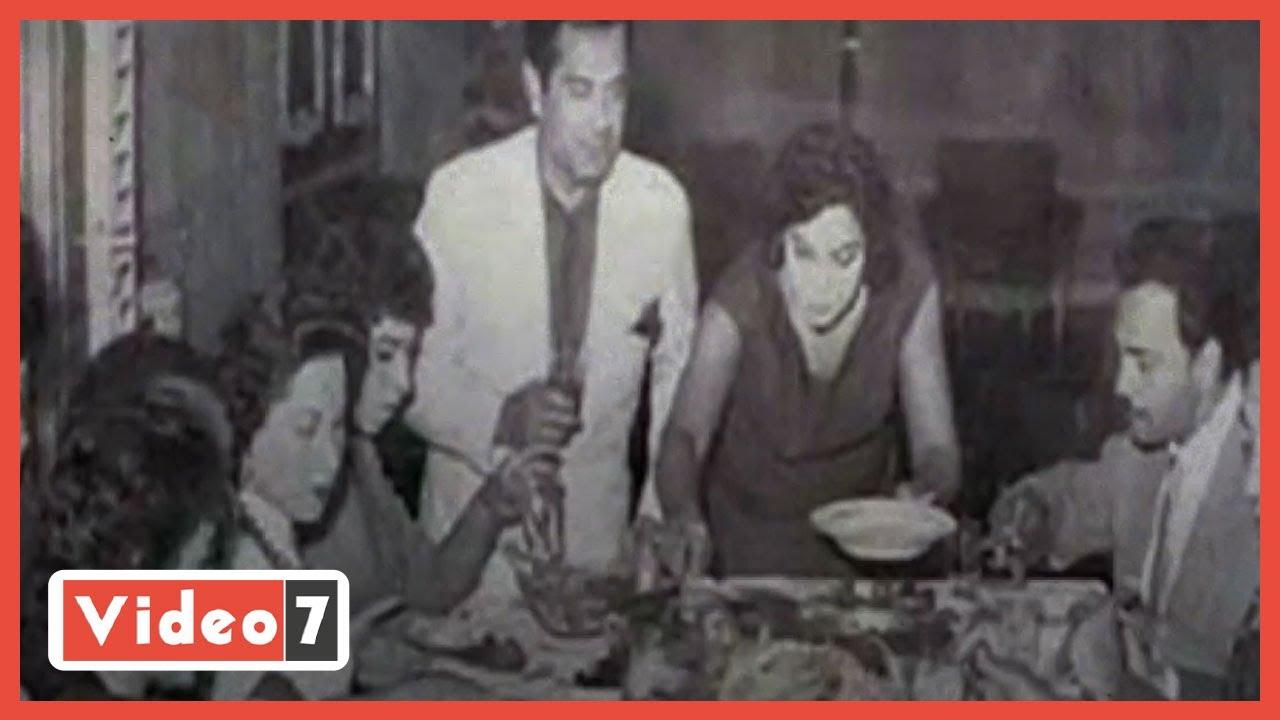 من تصوير قبلات ورقص إلى التدخين.. أزمات فنانين زمان فى الصيام  - 22:58-2021 / 5 / 2