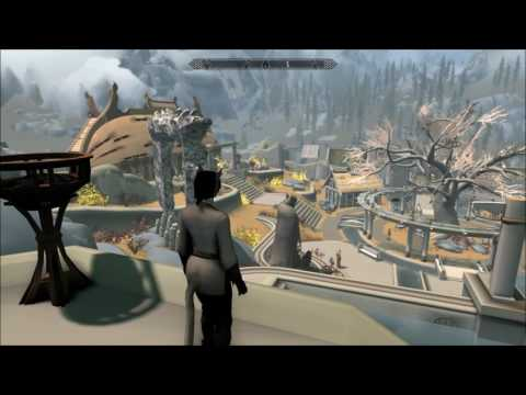 Just the Mod: Artistic Skyrim Overhaul Pixar