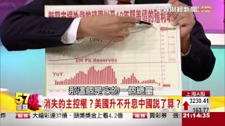 57金錢爆-國際股市反彈 「頭大」後操作策略?-楊世光-2015-0827-1