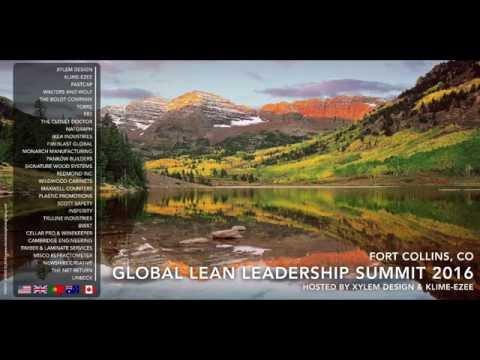 Cambridge Engineering @ Global Lean Leadership Summit
