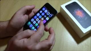 iPhone SE - зачем я его купил?