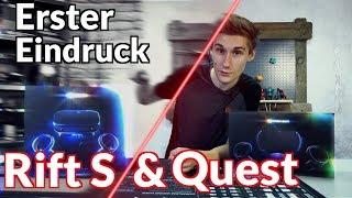 Oculus Rift S & Quest im Test | Würdige Nachfolger???