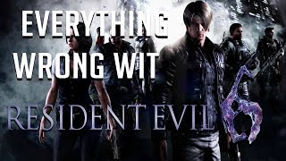 GamingSins: Everything Wrong with Resident Evil 6