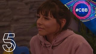 Roxanne's not happy with her roast   Celebrity Big Brother 2018