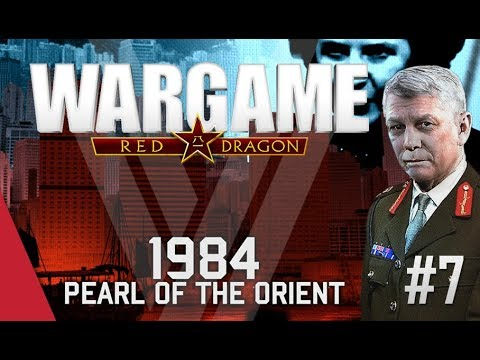 Wargame: Red Dragon Campaign - Pearl of the Orient (1984) #7 FINALE!