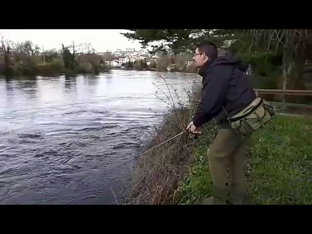 Arranca la temporada de pesca en Galicia