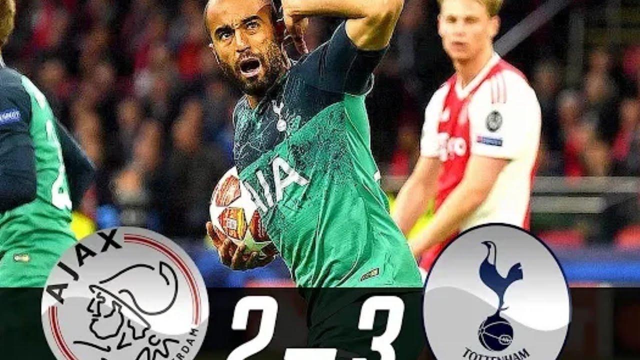 Tottenham Ajax
