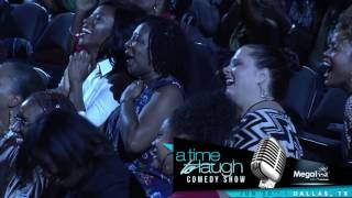 2017 MegaFest  A Time To Laugh Comedy Show
