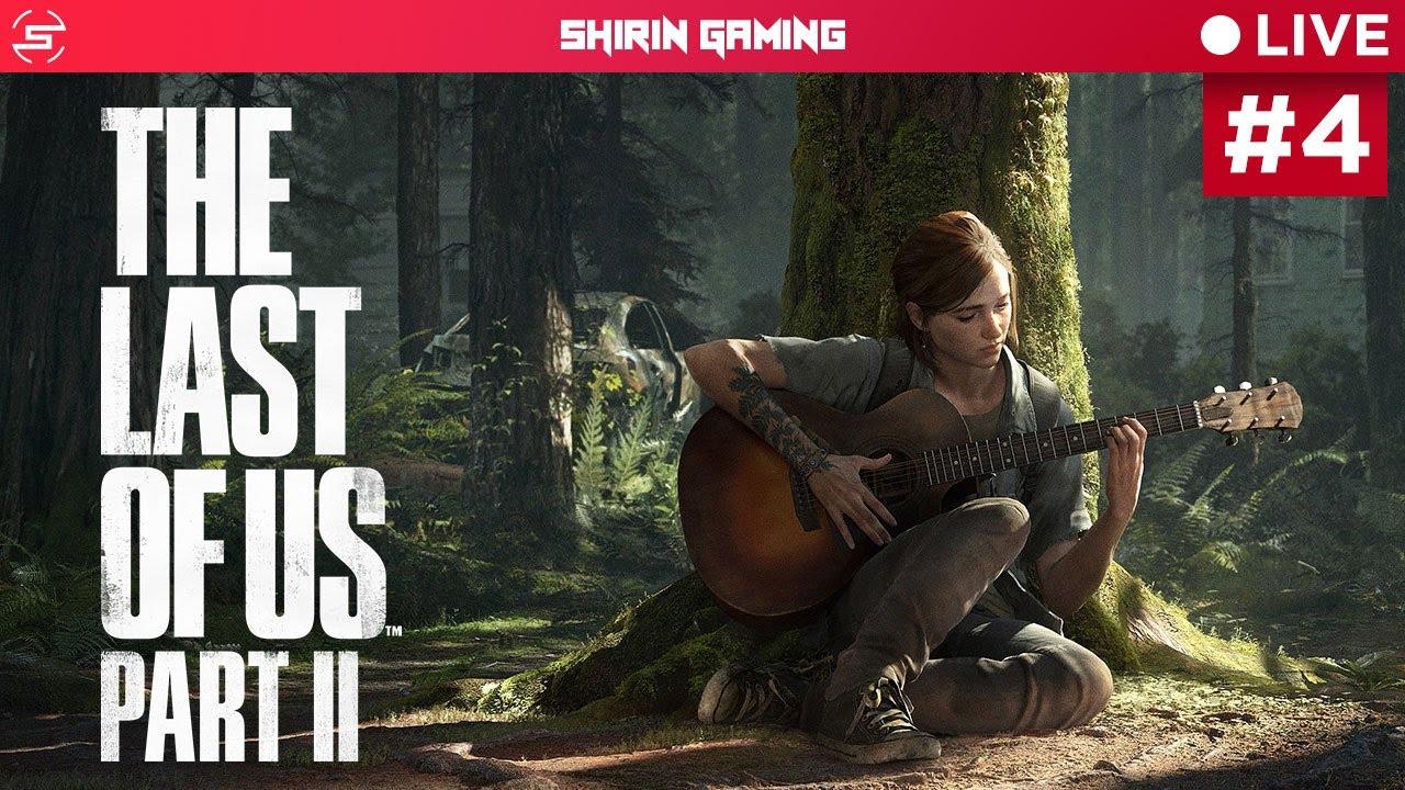 Eljött az idő! Last of Us Part 2 4. rész