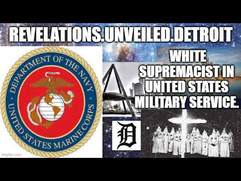 WHITE SUPREMIST IN MILITARY SERVICE. Don't TELL, Don't CHARGE.