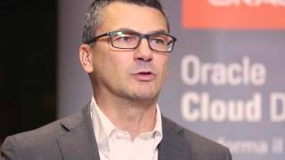 CON.NEXO' sponsor dell'Oracle Cloud day 2015