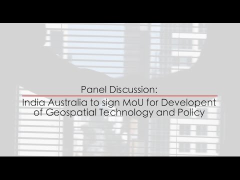 India, Australia to sign MoU for development of geospatial technology and policy