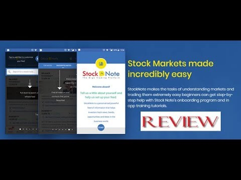 StockNote SAMCO  Powered by Giga Trading REVIEW/Tracking of Indian Markets Made Easy For Clients.