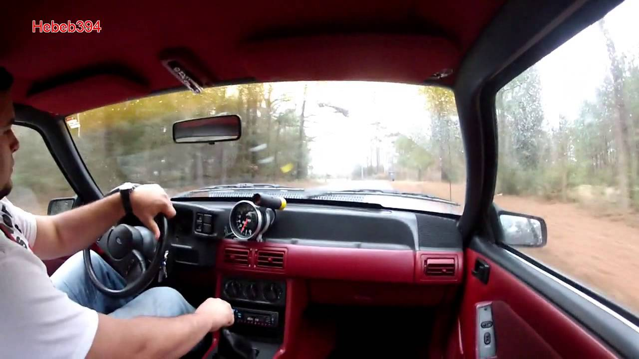 fox body mustang in car drive gopro youtube. Black Bedroom Furniture Sets. Home Design Ideas