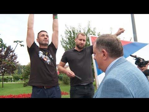 Dodik prišao Dragičeviću: Pogledajte raspravu