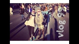 Vlog #99 9 мая - парад в Санкт-Петербурге!